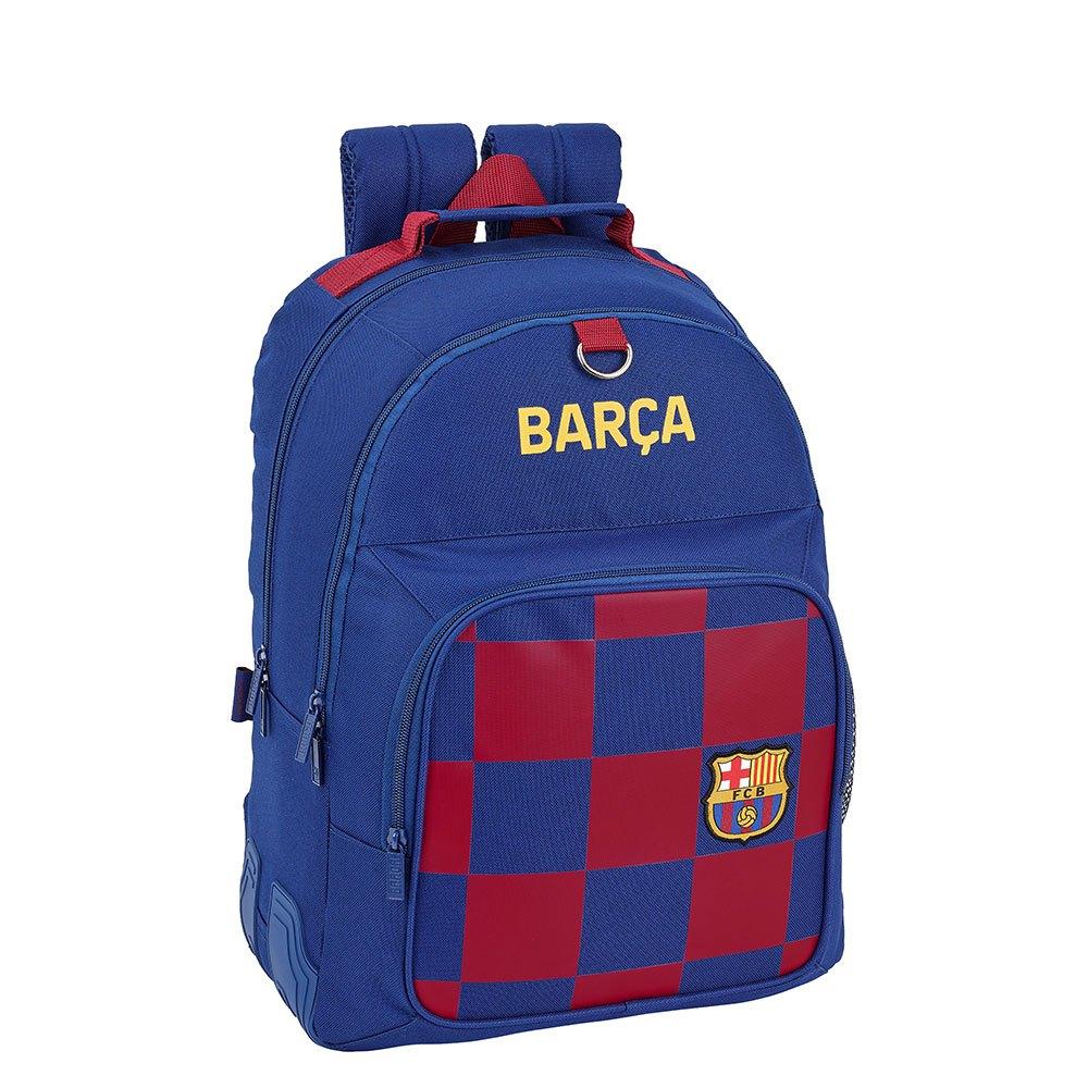 Safta Fc Barcelona Home 19/20 Double 20.2l One Size Navy Blue