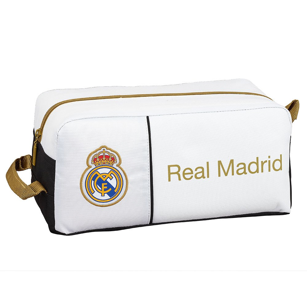 Safta Real Madrid Home 19/20 9.2l One Size White / Black