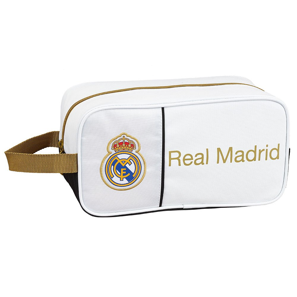 Safta Real Madrid Home 19/20 6.1l One Size White / Black