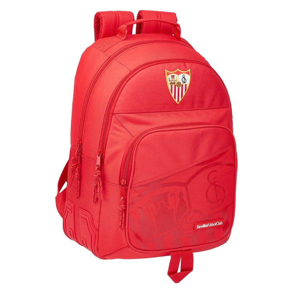 Safta Sevilla Fc Corporate Double 20.2l One Size Red
