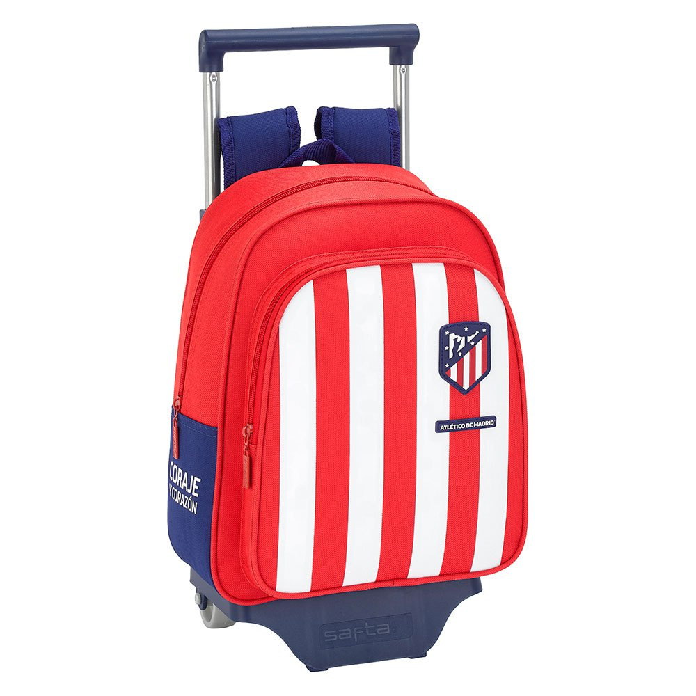 Safta Atletico Madrid Corporate 8.9l One Size Red / White / Blue