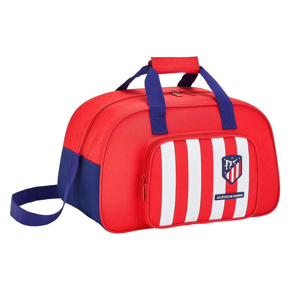 Safta Atletico Madrid Corporate 22l One Size Red / White / Blue