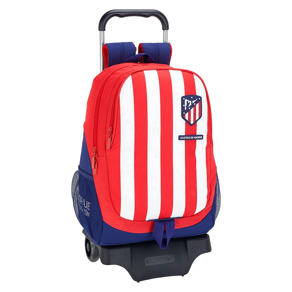 Safta Atletico Madrid Corporate 22.5l One Size Red / White / Blue