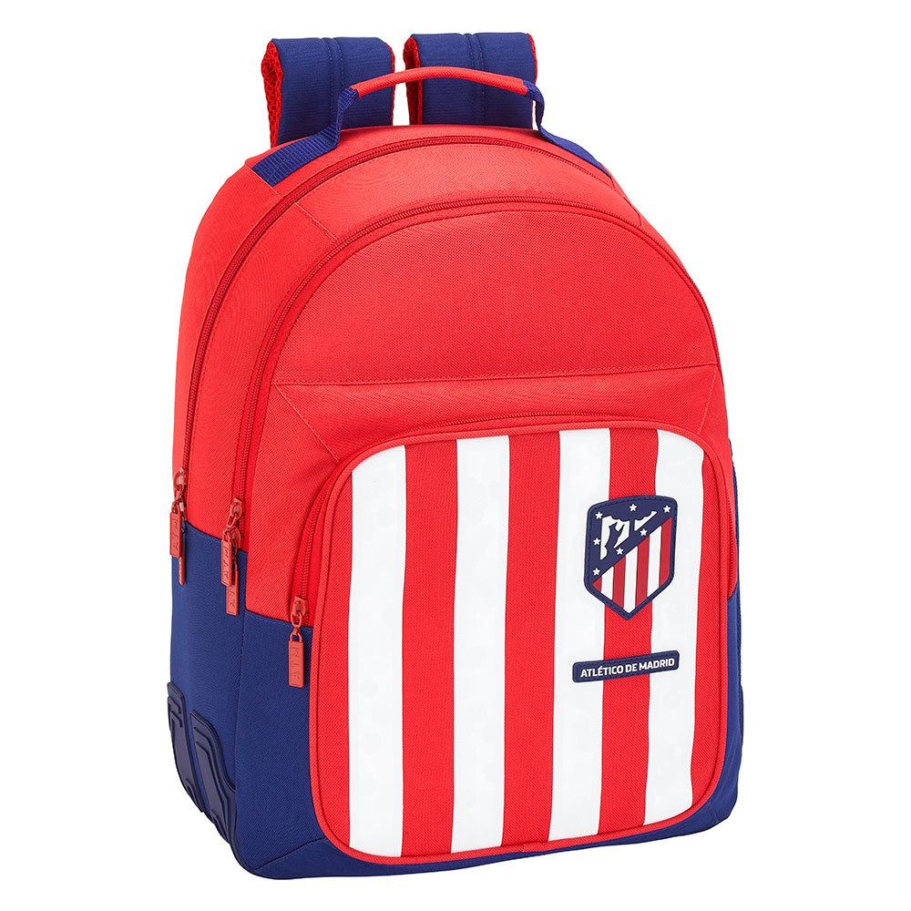 Safta Atletico Madrid Corporate Double 20.2l One Size Red / White / Blue