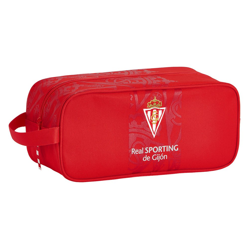 Safta Sporting Gijon Corporate 7.1l One Size Red