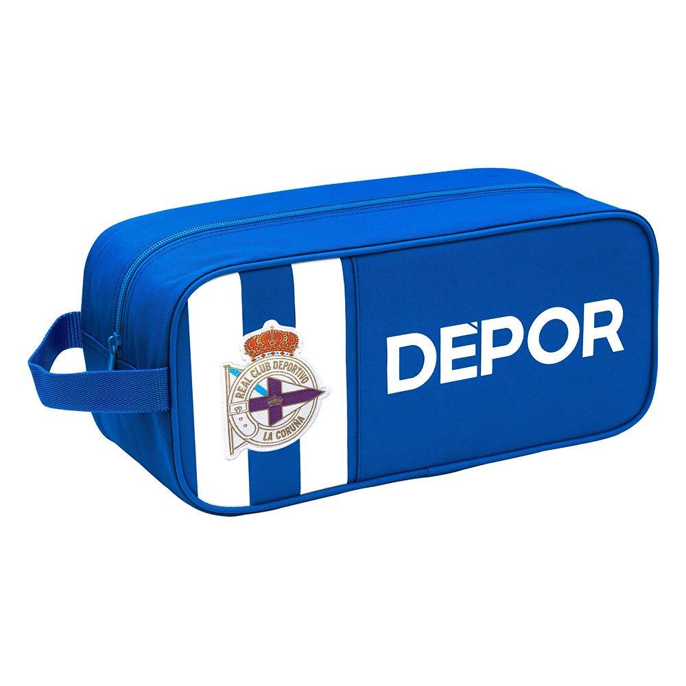 Safta Deportivo De La Coruña Corporate 7.1l One Size White / Blue