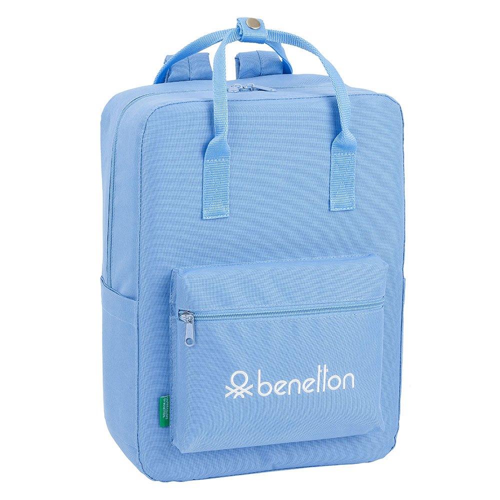 Safta Benetton Basics 13.3l One Size Light Blue