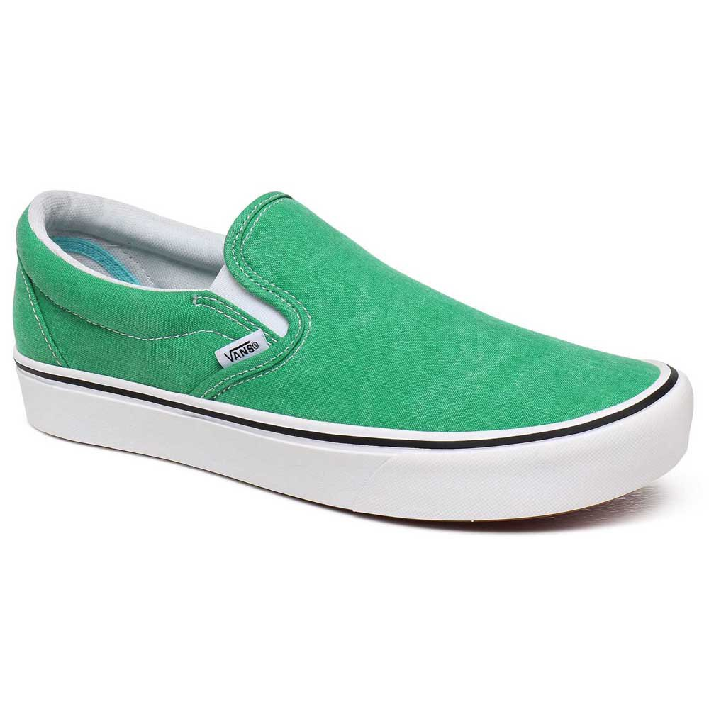chaussure vans homme vert