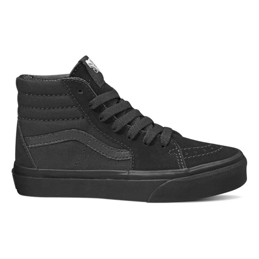 Vans Sk8-hi Young EU 30 1/2 Black / Black