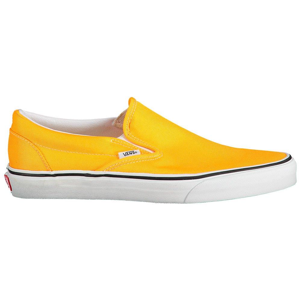Vans Classic Slip-on EU 43 Blazing Orange / True White