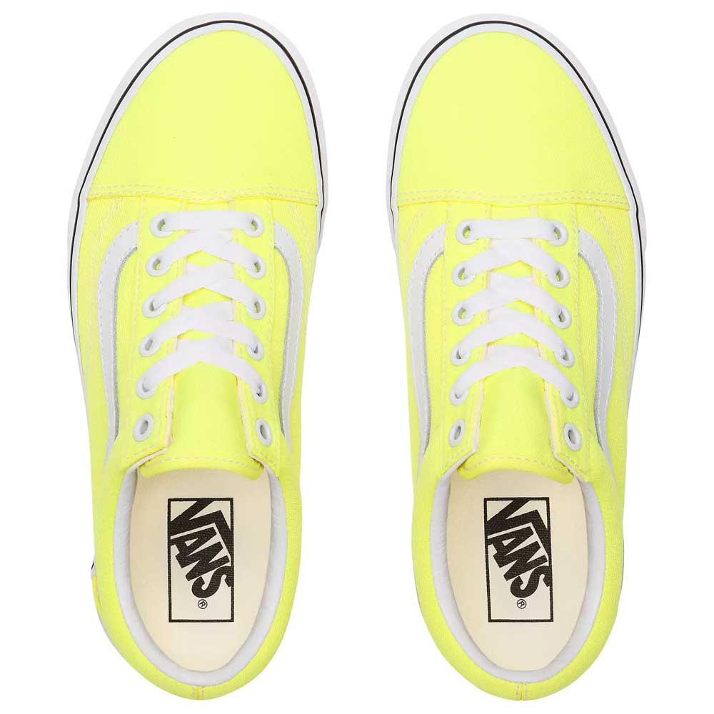 Détails sur Vans Old Skool Jaune T26297 Baskets Homme Jaune , Baskets Vans , mode