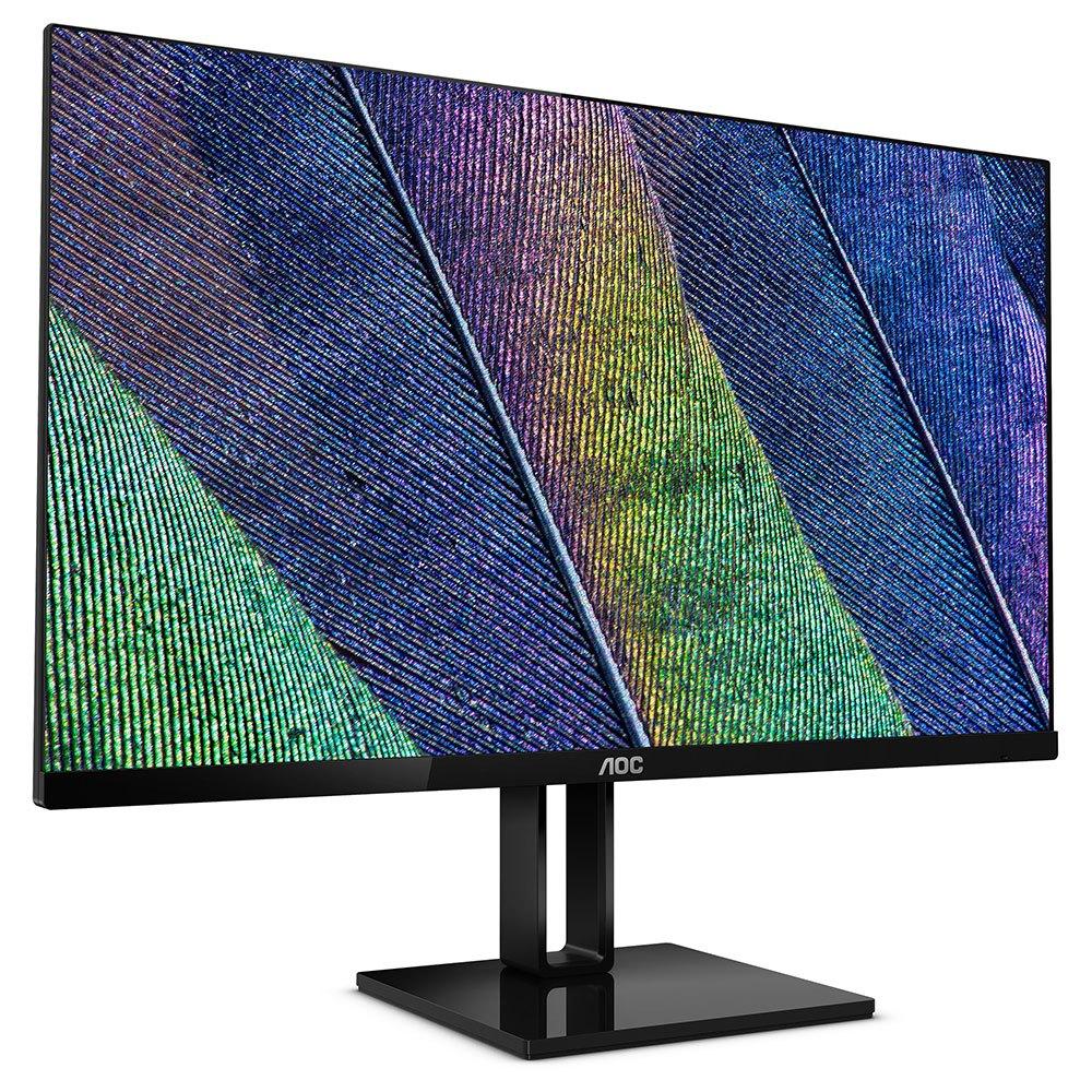 Monitor Aoc 27v2q Lcd 27'' Full Hd Led One Size Black