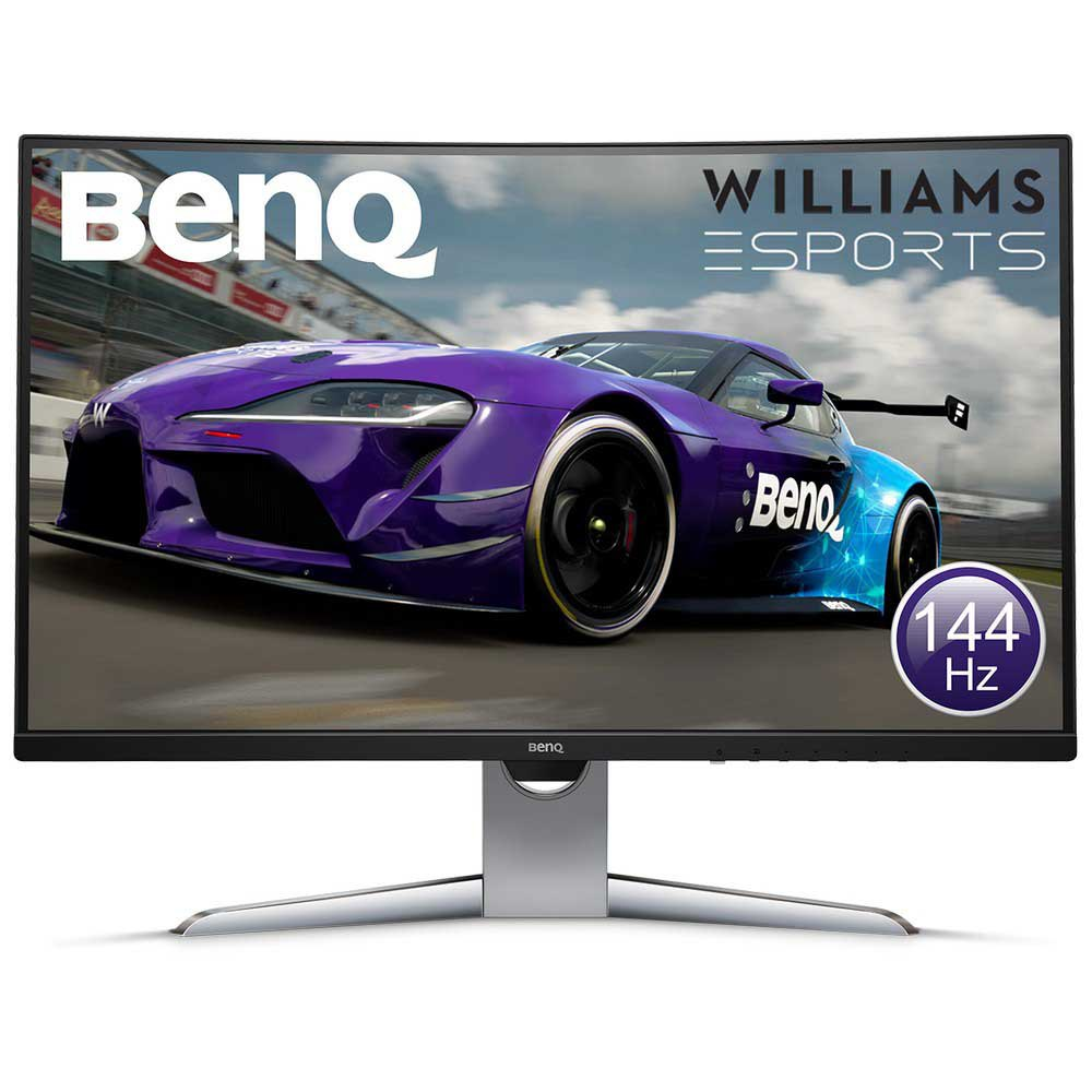 Monitor Benq Lcd 31.5'' Wqhd Led One Size Black / Silver