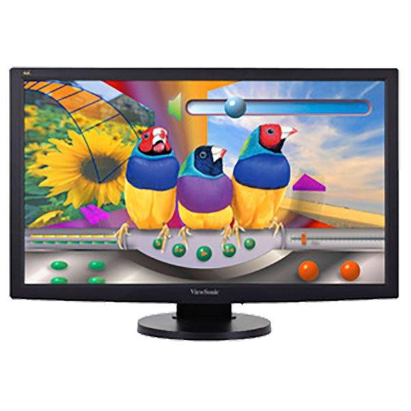 Monitor Viewsonic Lcd 23.6'' Full Hd Led 75hz One Size Black