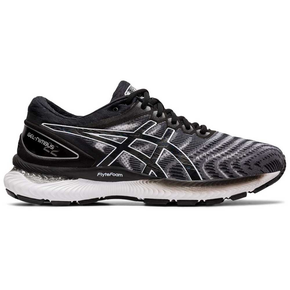 Asics Gel Nimbus 22 Wide EU 44 White / Black