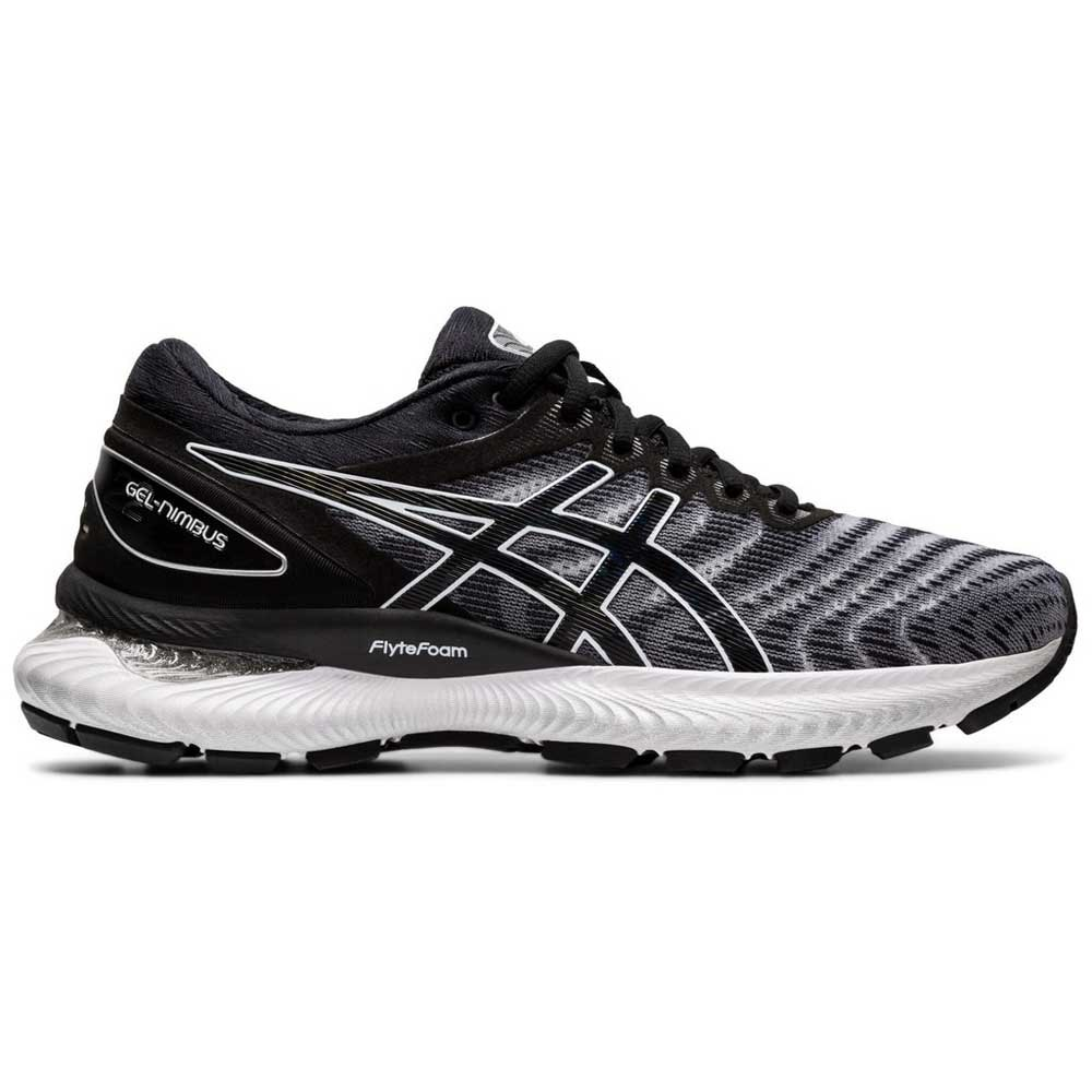 Asics Gel Nimbus 22 EU 42 1/2 White / Black