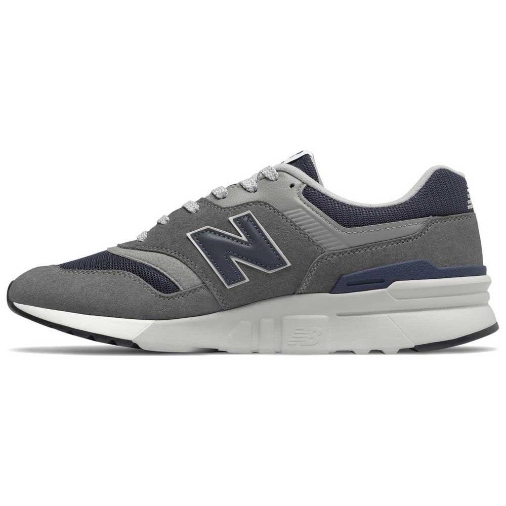 New-Balance-997-V1-Classic-Gris-T86164-Baskets-Homme-Gris-Baskets-New-balance miniature 7
