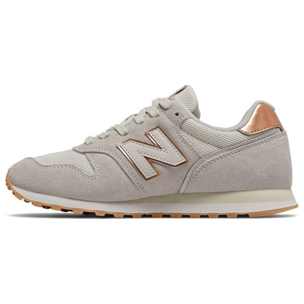 new balance gris mujer 373