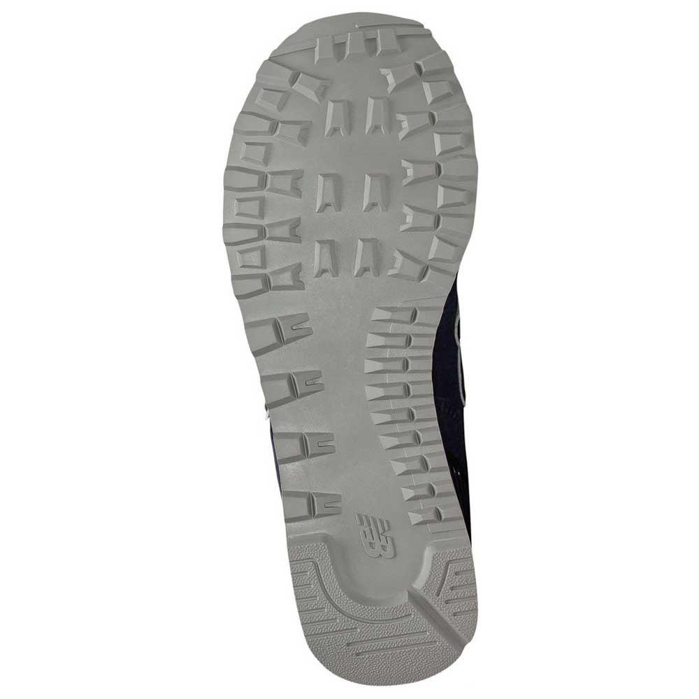 New-Balance-574-V2-Classic-Blu-T93564-Sneakers-Donna-Blu-Sneakers-New-balance miniatura 6