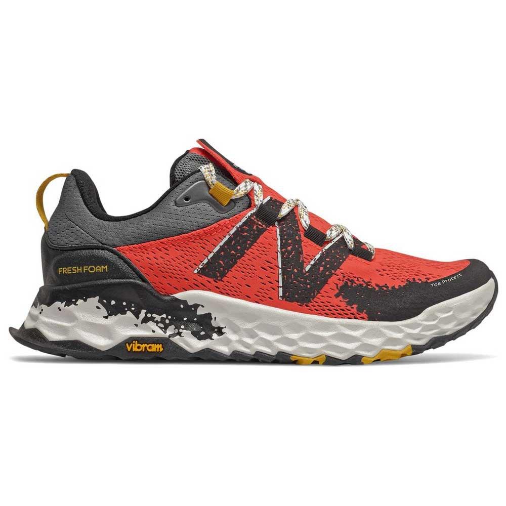 New Balance Hierro V5 Performance Trail EU 41 1/2 Red
