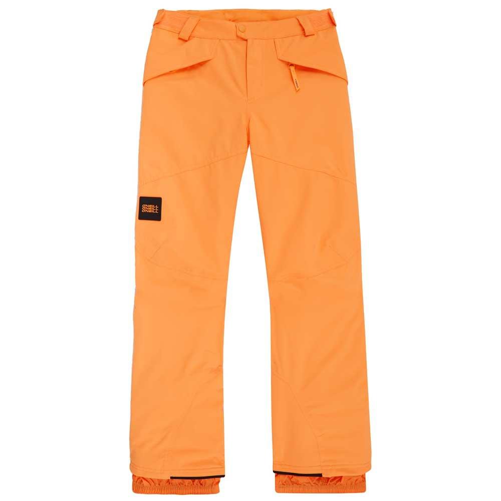 O´neill Anvil Pants 128 cm Citrine Orange