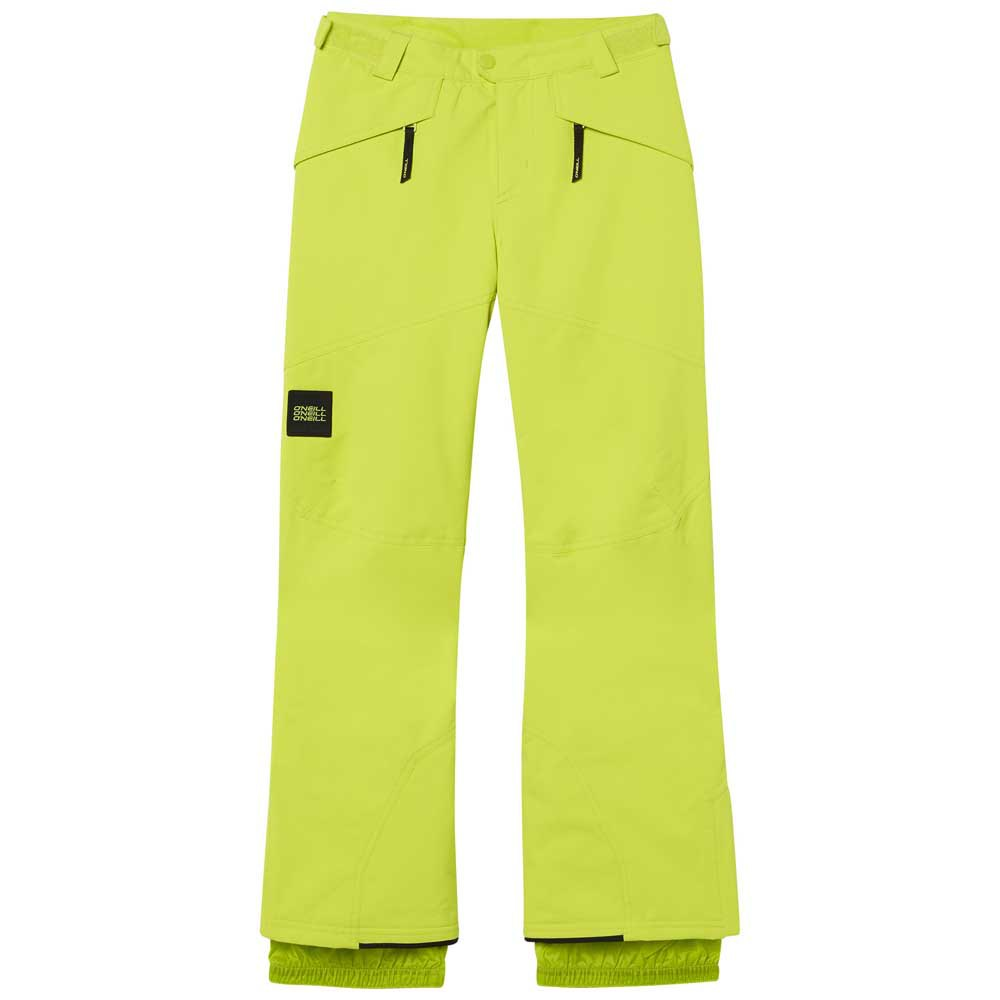 O´neill Anvil Pants 128 cm Lime Punch