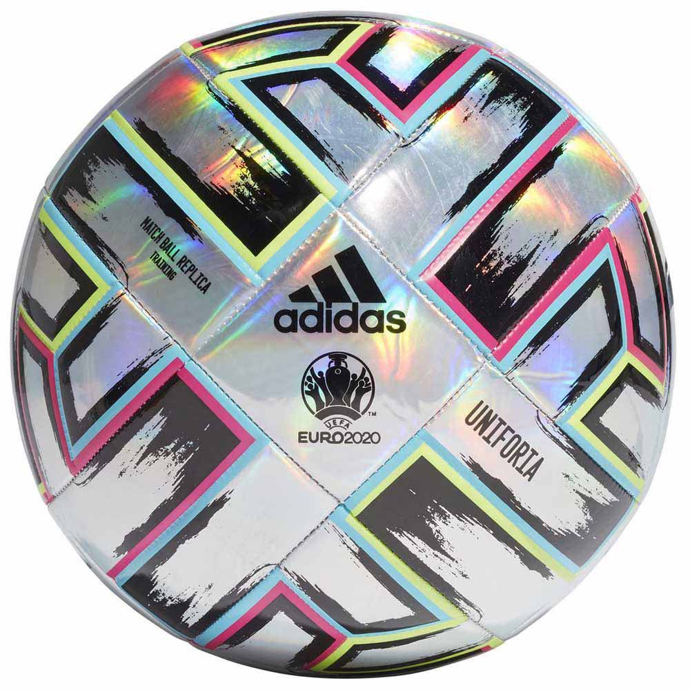Adidas Uniforia Training Uefa Euro 2020 5 Silver Metal / Signal Green / Bright Cyan / Shock Pink