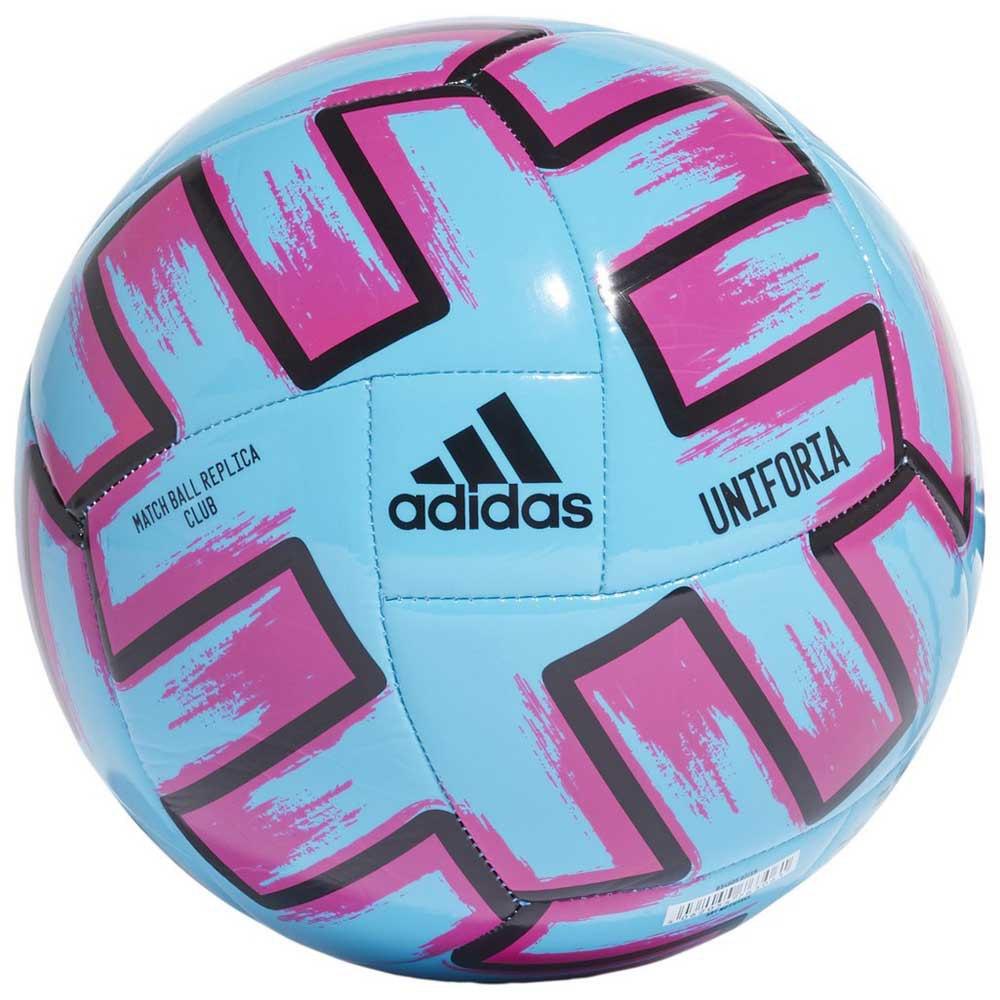 Adidas Uniforia Club Uefa Euro 2020 5 Bright Cyan / Shock Pink / Black