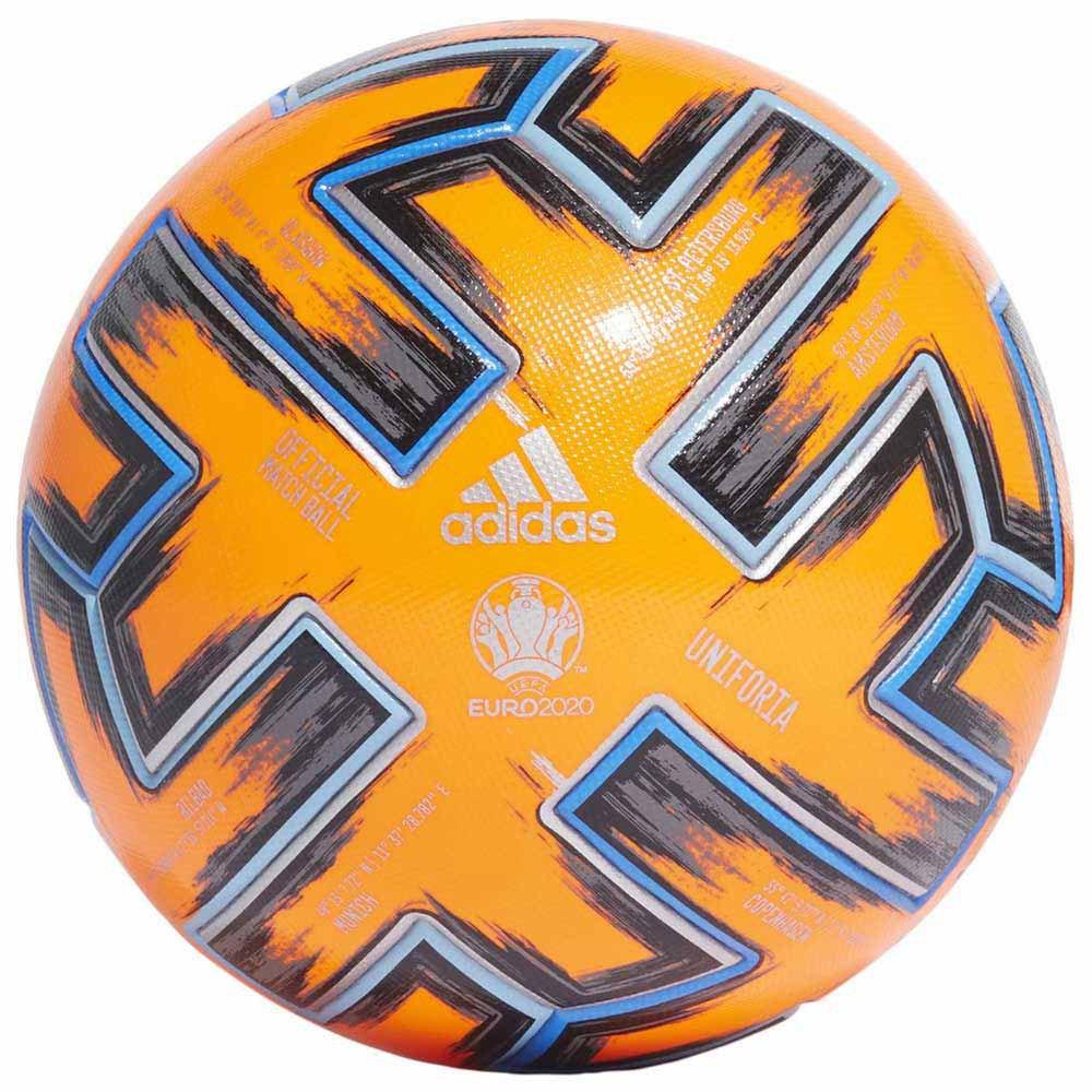 Adidas Uniforia Pro Winter Uefa Euro 2020 5 Solar Orange / Black / Glory Blue