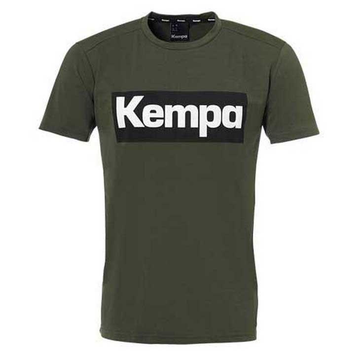 Kempa T-shirt Manche Courte Laganda 152 cm Deep Green