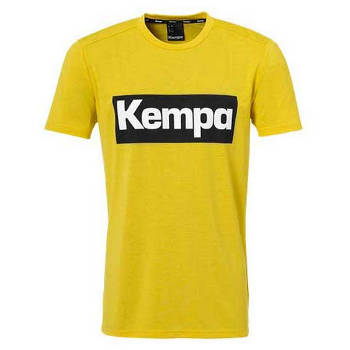 Kempa T-shirt Manche Courte Laganda 128 cm Mustard