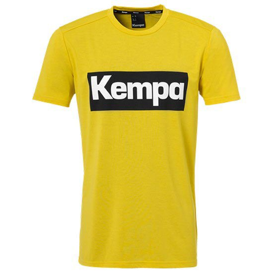 Kempa T-shirt Manche Courte Laganda S Mustard