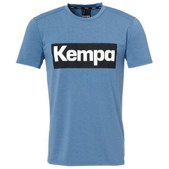Kempa T-shirt Manche Courte Laganda 128 cm Steel Blue