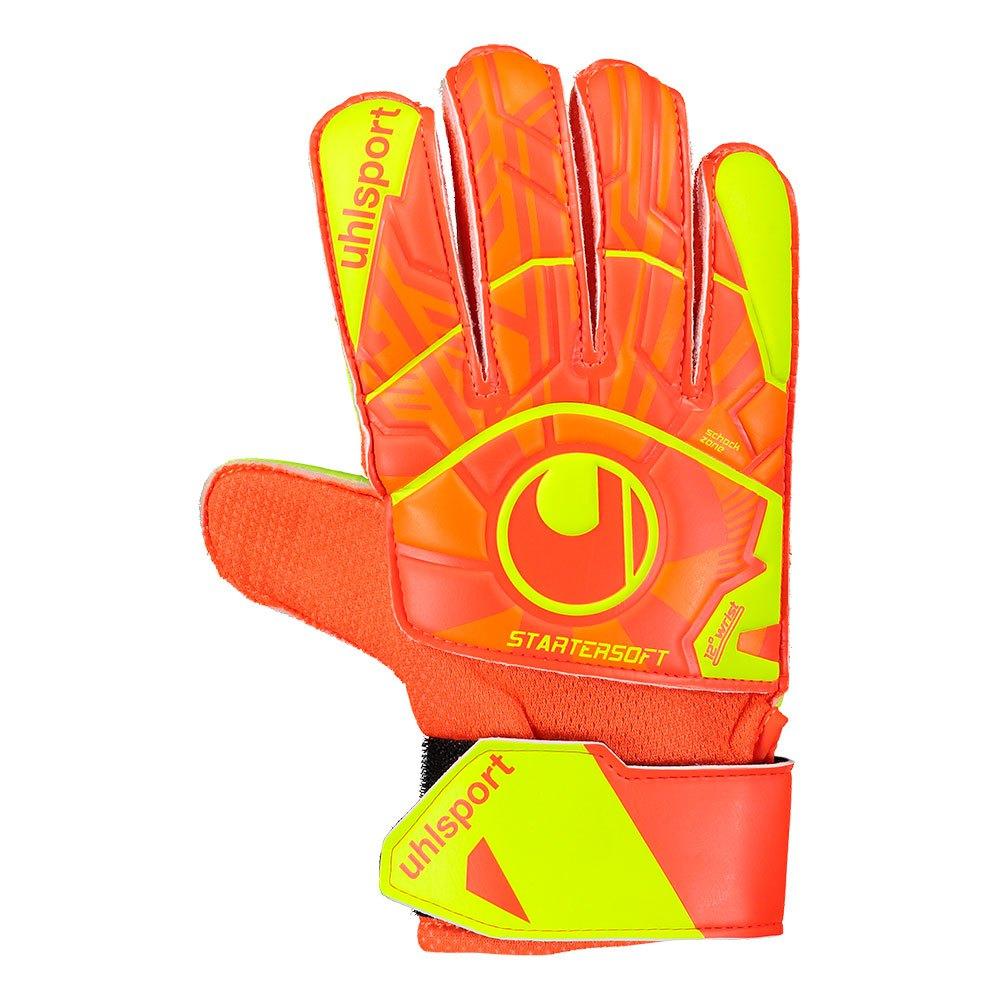 Uhlsport Dynamic Impulse Starter Soft 3 Dynamic Orange / Fluo Yellow