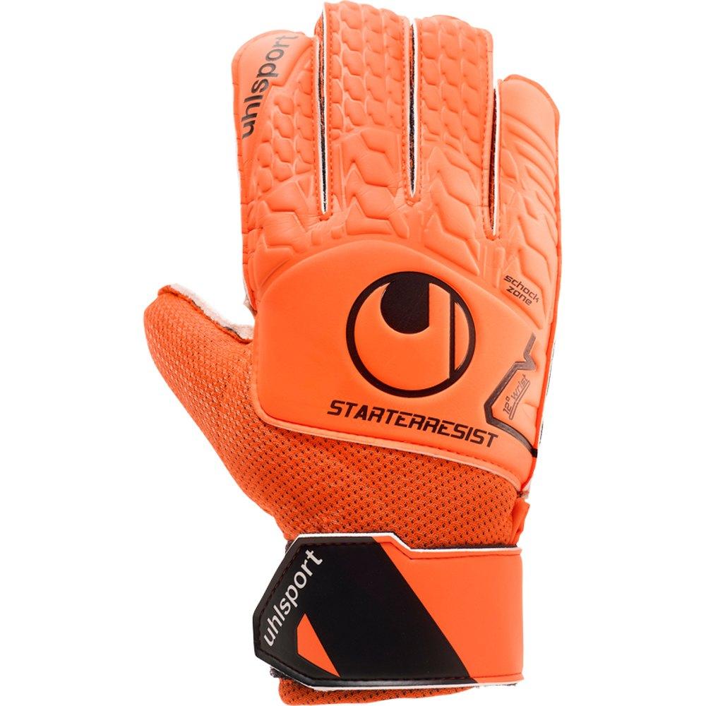 Uhlsport Starter Resist 3 Fluo Orange / Black