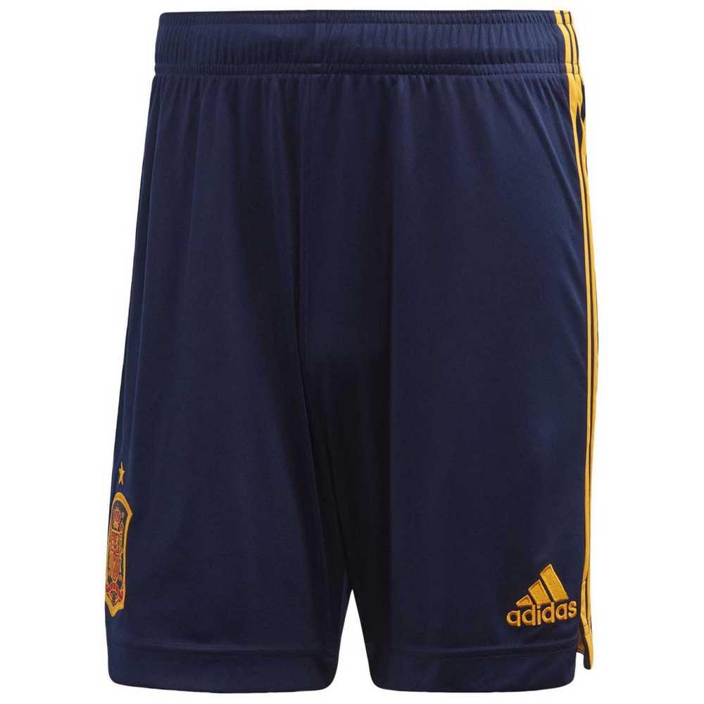 Adidas Le Short Espagne Domicile 2020 L Collegiate Navy