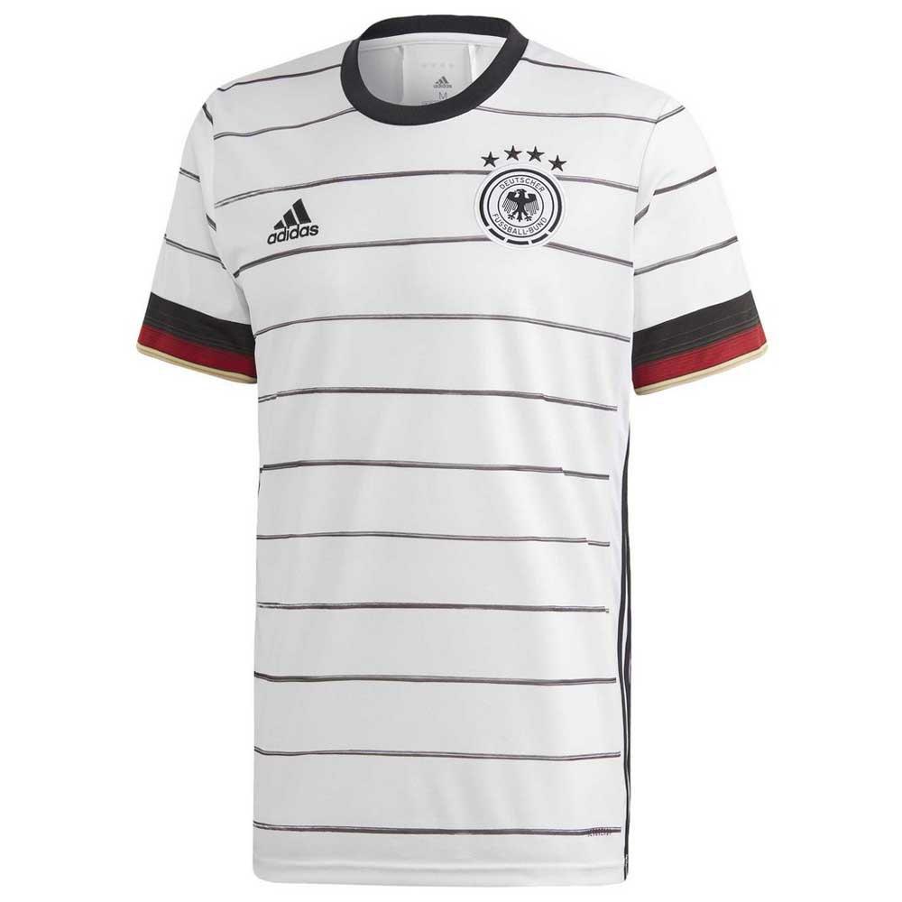 Adidas T-shirt Allemagne Domicile 2020 XXL White / Black