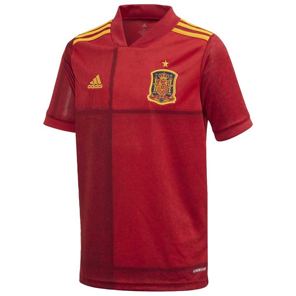 Adidas Spain Home 2020 Junior 176 cm Victory Red