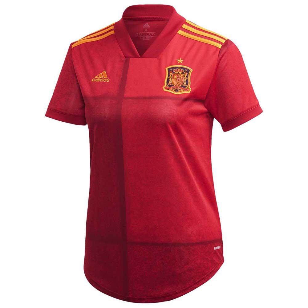 Adidas T-shirt Espagne Domicile 2020 L Victory Red