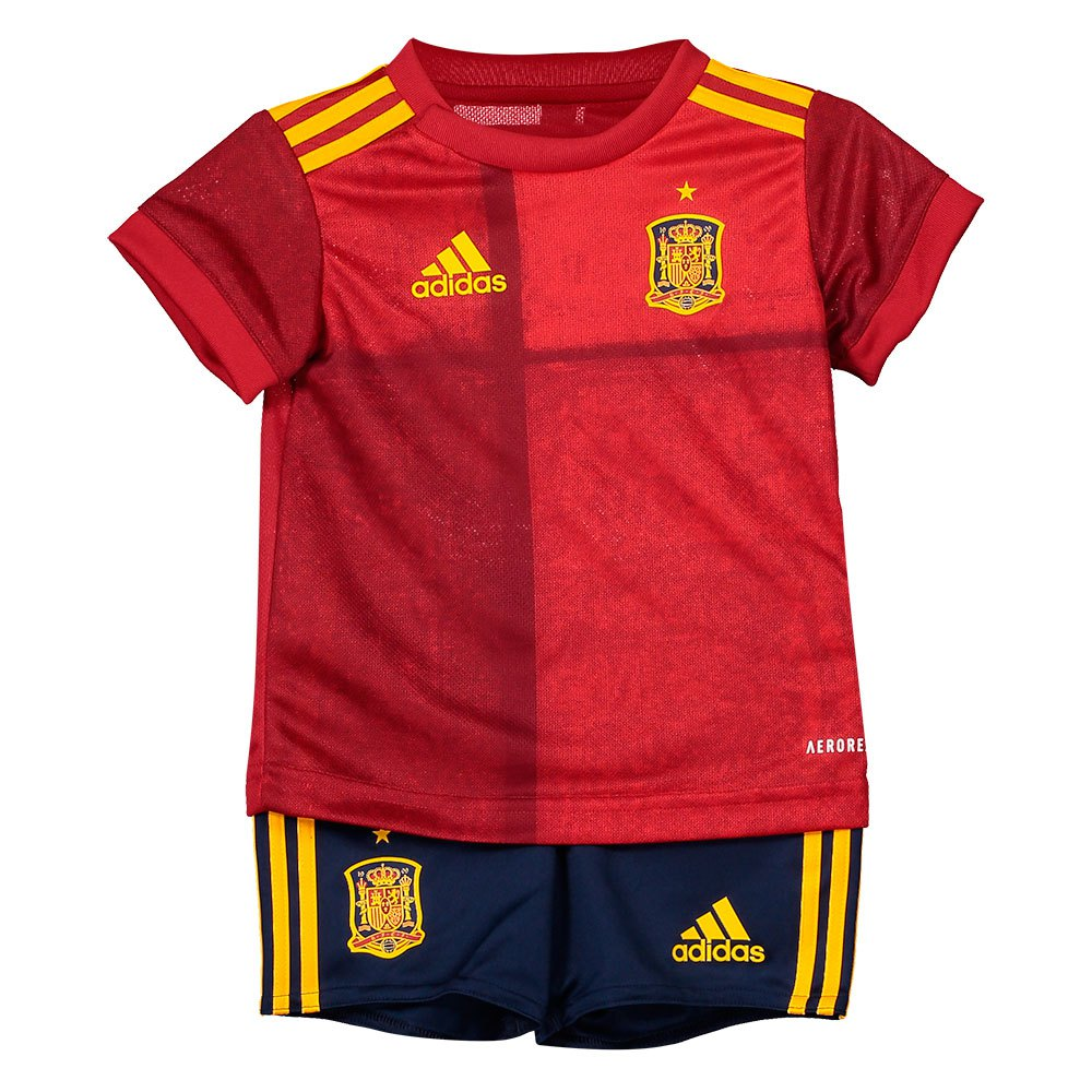 Adidas Spain Home Mini Kit 2020 86 cm Victory Red