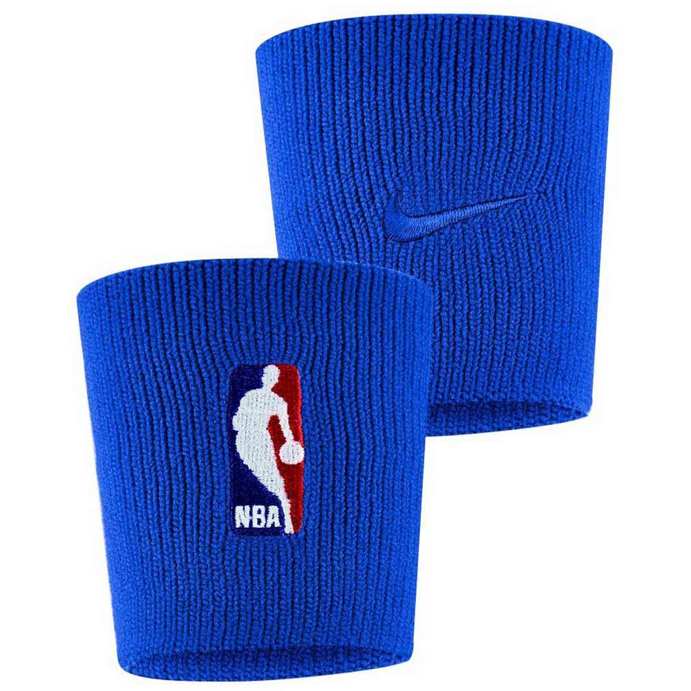Nike Accessories Wristbands Nba One Size Rush Blue / Rush Blue