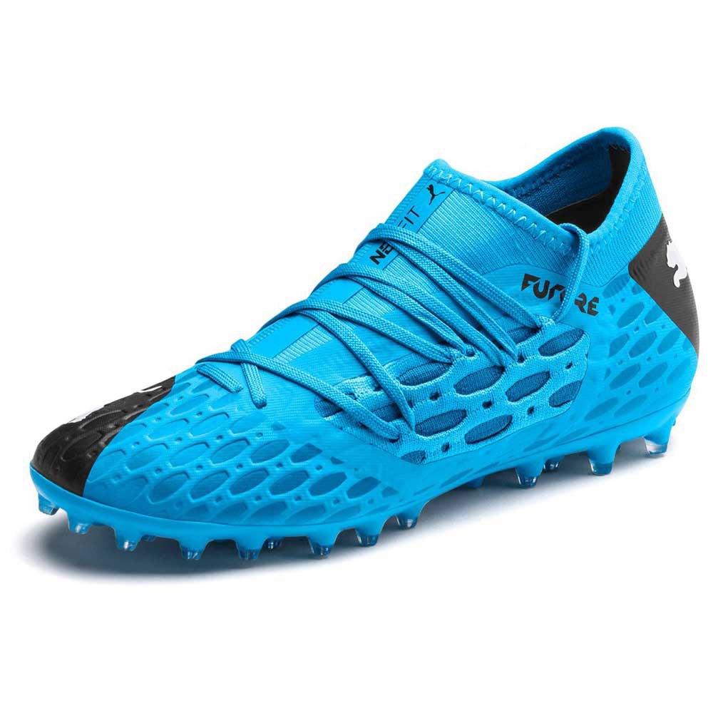 Puma Future 5.3 Netfit Mg EU 30 Luminous Blue / Nrgy Blue / Puma Black / Pink Alert