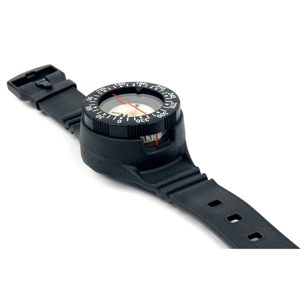 metalsub-compass-with-strap-in-rubber-one-size-black