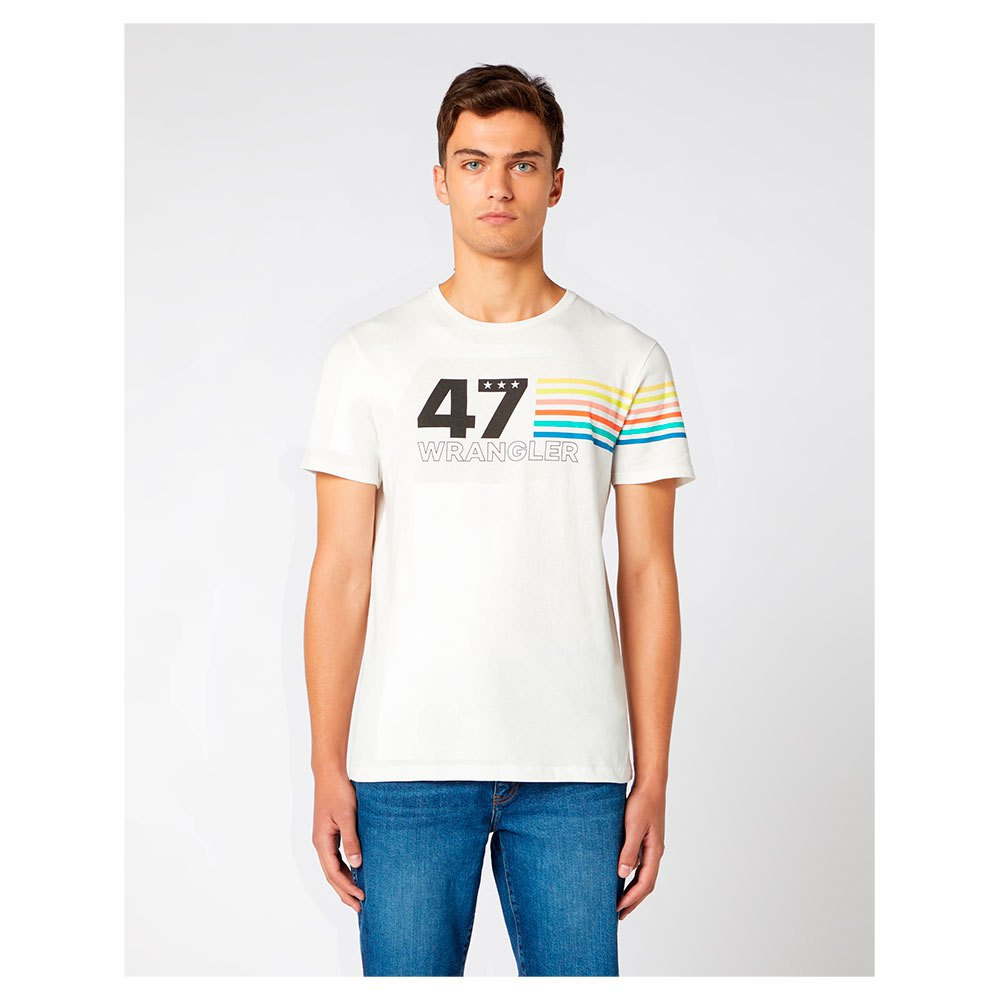 Wrangler Rainbow XXL Off White