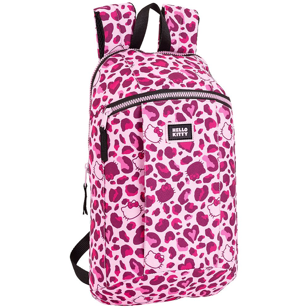Safta Hello Kitty Leopard Mini 8.6l One Size Pink / White