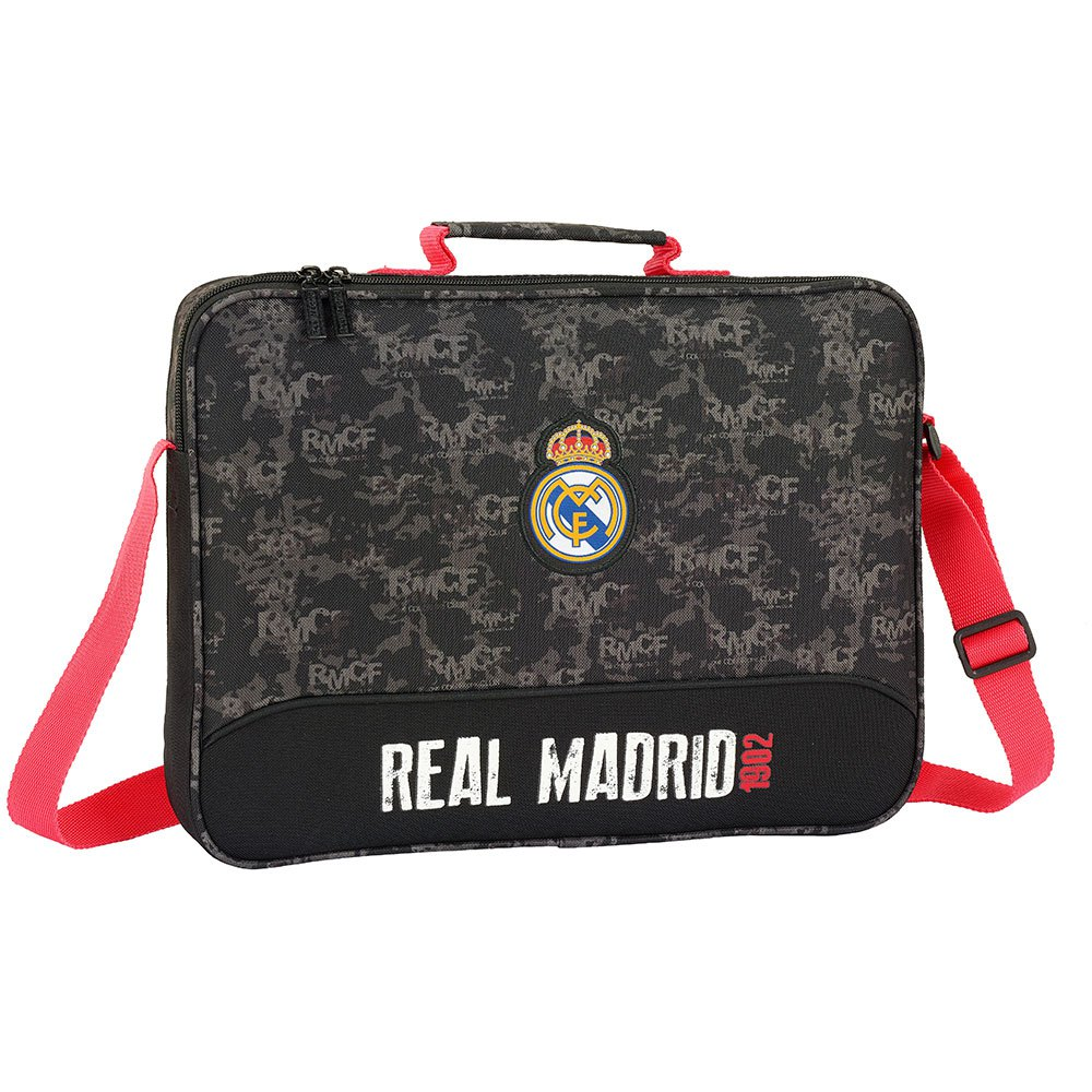 Safta Real Madrid School 6.4l One Size Black / Red