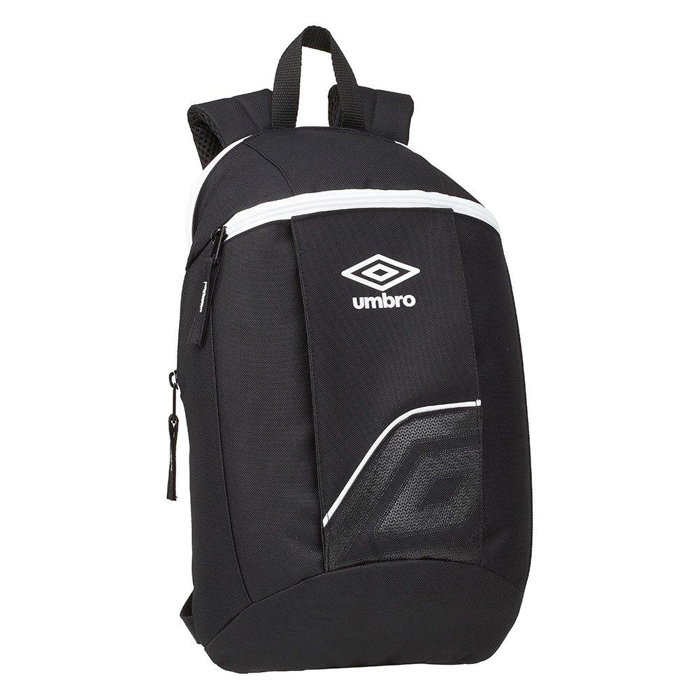 Safta Umbro Mini 8.6l One Size Black