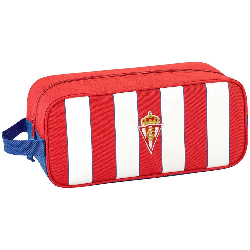 Safta Sporting Gijon 7.1l One Size Red / White