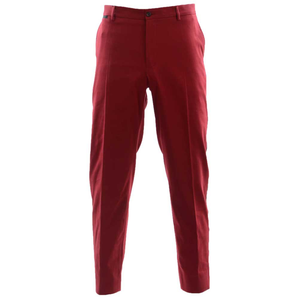 Dolce & Gabbana Trousers 52 Dark Red