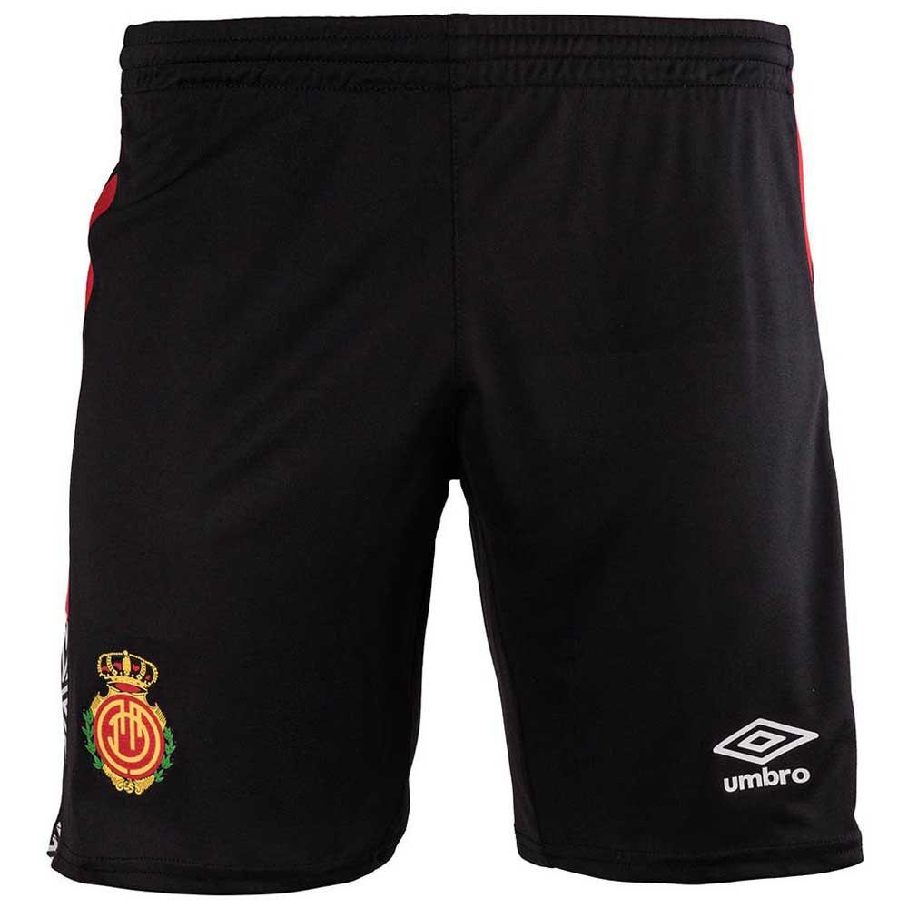 Umbro Rcd Mallorca Home 19/20 Junior 14 Years Black / Red / White